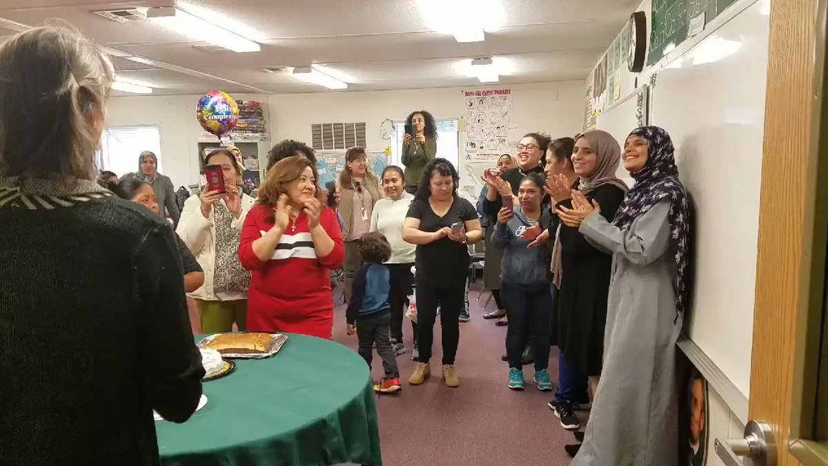 We sing Happy Birthday in many languages. <a target='_blank' href='http://twitter.com/teachnpe'>@teachnpe</a> <a target='_blank' href='http://twitter.com/BarcroftSoars'>@BarcroftSoars</a> <a target='_blank' href='http://twitter.com/BarcroftLibrary'>@BarcroftLibrary</a> <a target='_blank' href='https://t.co/7A5QmuAWRT'>https://t.co/7A5QmuAWRT</a>