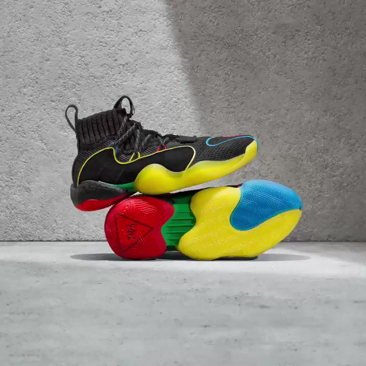 Ball for the Human Race.  @adidasoriginals Crazy BYW LVL X out 12/22 http://www.adidas.com/us/pharrell