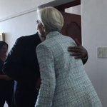 Christine Lagarde Twitter Photo