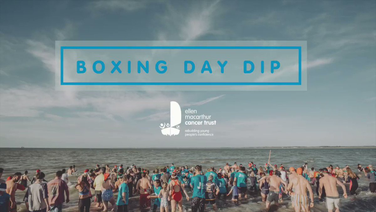 One week until the Boxing Day Dip 🌊Do you #DaretoDip? 👇https://t.co/XzpKaWm7oS