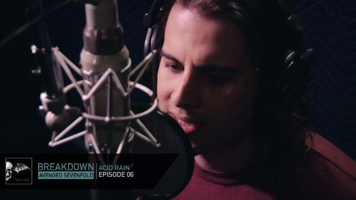 """It starts with a rumble, includes a hidden takeoff and is the featured song on the next episode of Breakdown. """"Acid Rain"""" premieres Thursday at 10AM PT: https://youtu.be/eC-XWgkSqEo"""