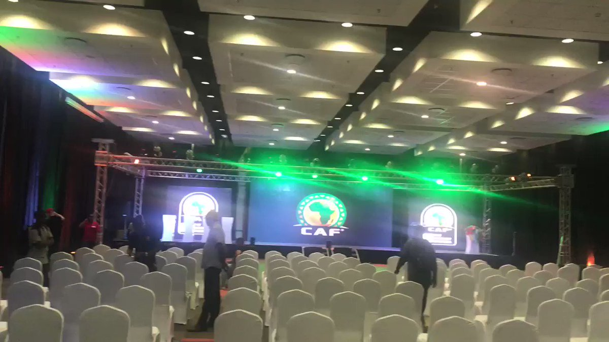 Preparations are underway for the draw of Total U-17 Africa Cup of Nations Tanzania 🇹🇿 2019 #TotalAFCONU17