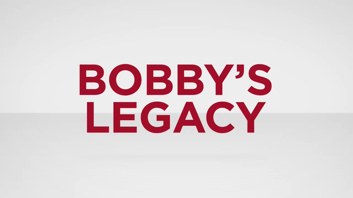 """From grassroots to international acclaim, Sir Bobby achieved greatness but labelled @SBRFoundation his last & greatest team.   He left such a legacy, we all feel part of Bobby's team.   """"A person only dies when the last person who loves him dies.""""  #MoreThanAManager"""