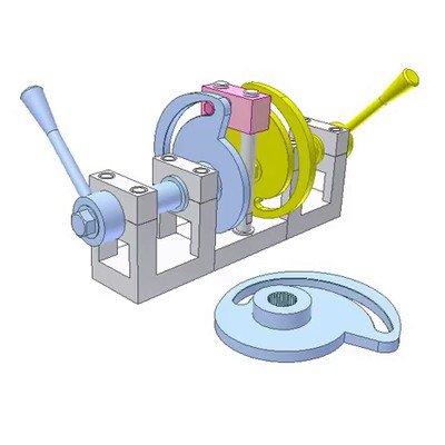Archimedean Cam Reverser