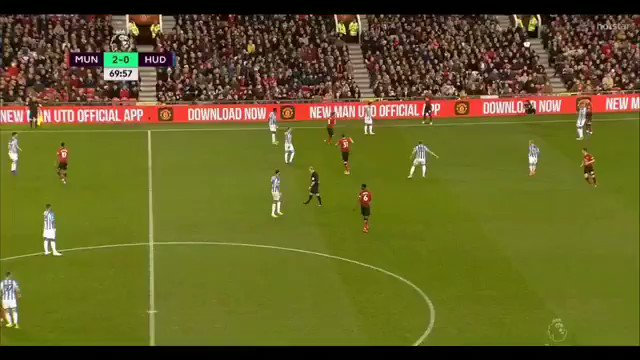 Some nondescript @juanmata8 magic to switch the play