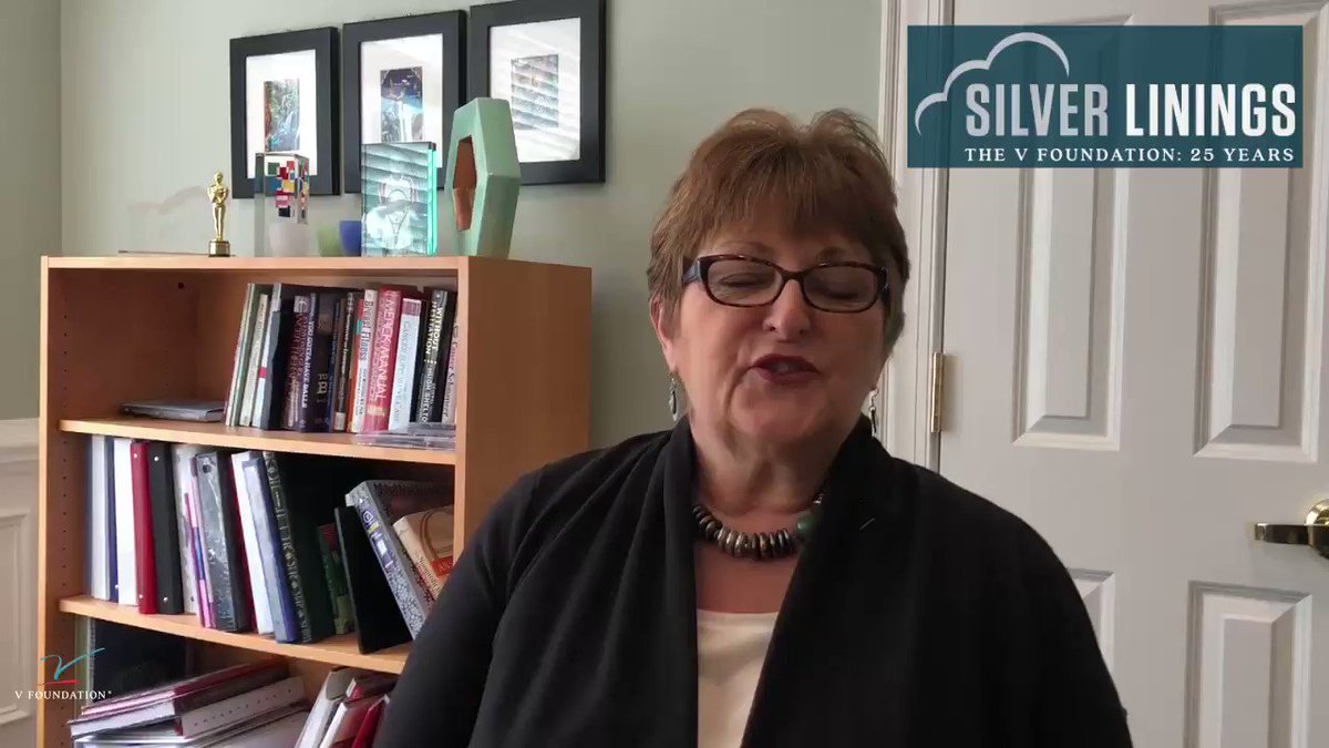 We wrap up our 25th anniversary year with the final #25for25 video, from our CEO Susan Braun. #DontEverGiveUp