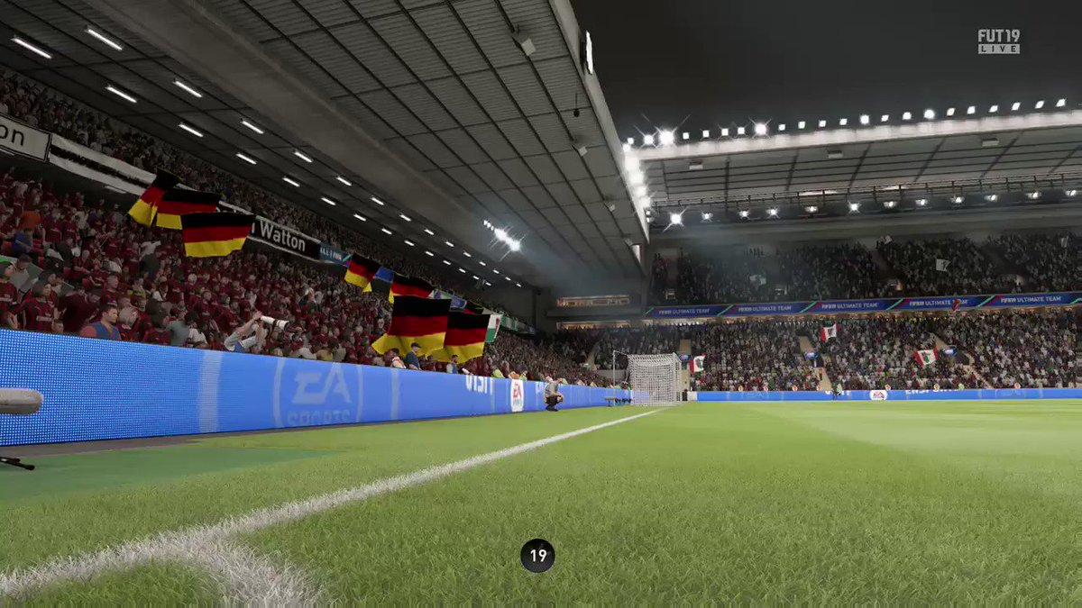 Reversed KO goal #FIFA19 #XboxShare