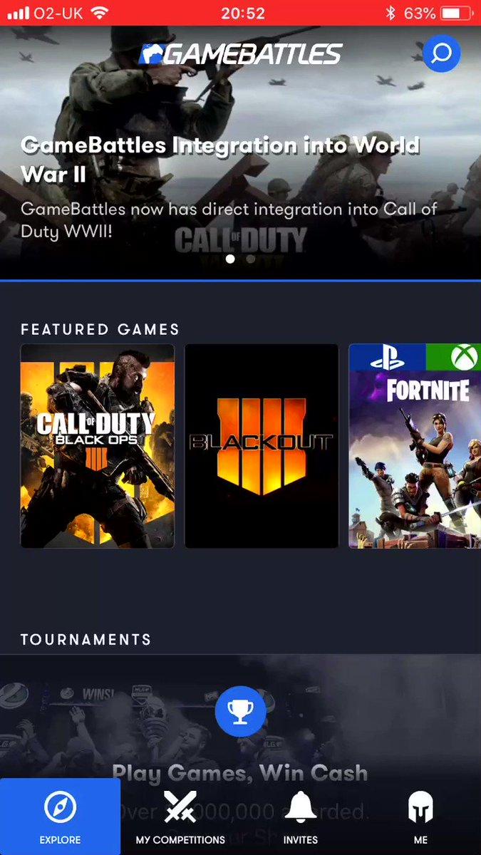 Gamebattles uk