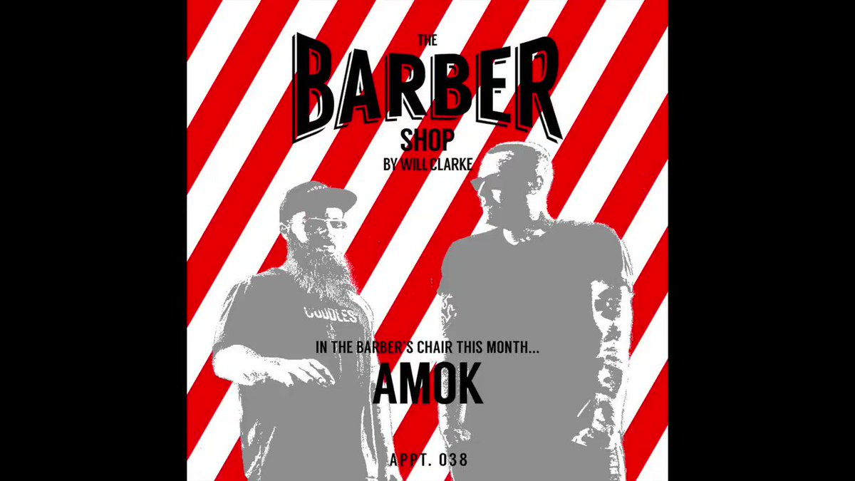 The new barber shop is out now... myself and @DJSianOfficial talk about our new project @AMOK_Music also music from @MaceoPlex @hosh_tag @RufusDuSol and more... https://t.co/gKzV7rBo1B
