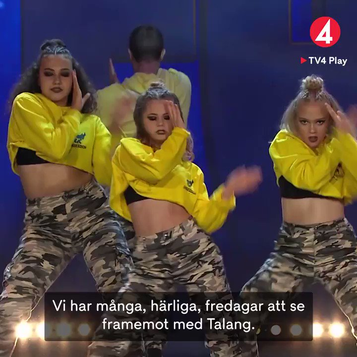 Tv4 play talang