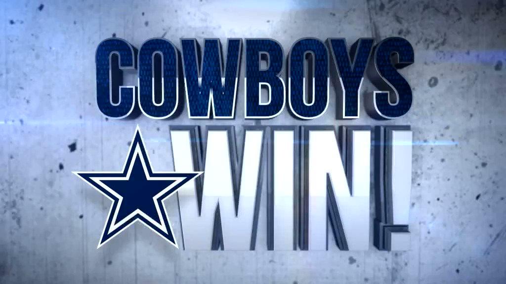 RT @dallascowboys: Round 1 ✅  @WinStarWorld | #FinishThisFight https://t.co/wrAkMPNPms