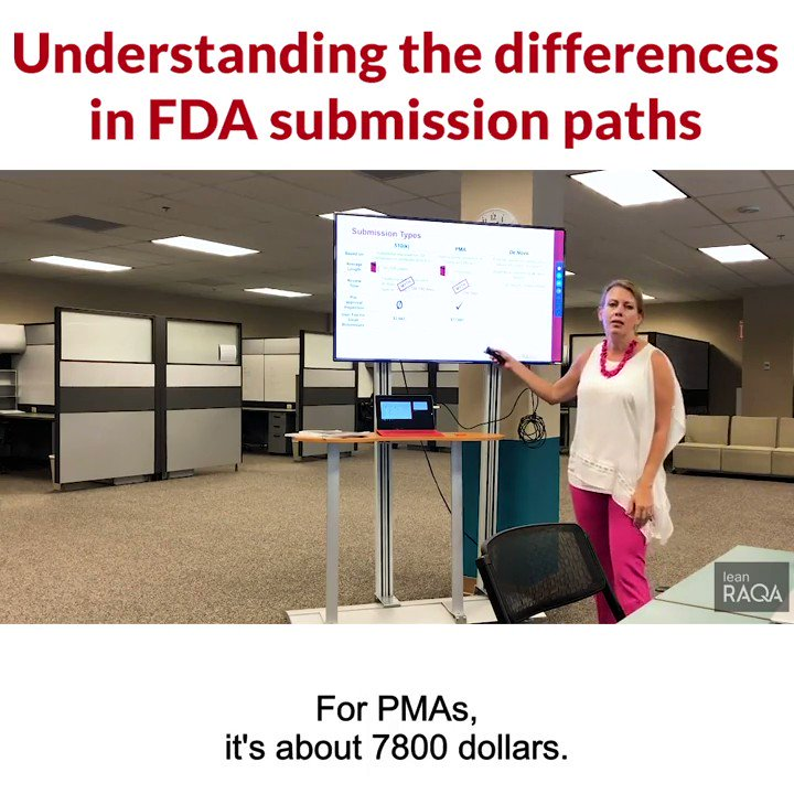 #FDA Approval Process for Medical Devices (incl. Software):