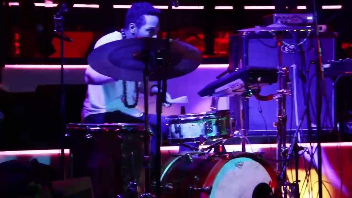 My Christmas present from @Flutana was a marathon pass to @nycwjf last night.   Video clip I shot of @BigYuki and @Smithsoneon at @nublunyc   We were seriously blown away by their performance!!! This was their first time playing live as a duo.   #WinterJazzFest #NYCWJF #BigYuki