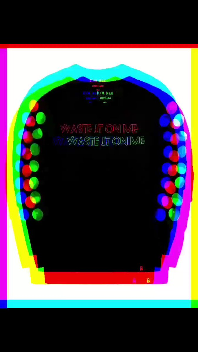 News on the #wasteitonme longsleeve. We got smalls back in stock!! ゚リパリチ゚リト゚リノ゚ᆬᄚ゚ᆬᄈ゚リピᄂᆵ゚ᆬᄎ゚リᄅ゚リᄆ https://t.co/hHeYREydjl @dmcollection https://t.co/nJmPUO0LmK