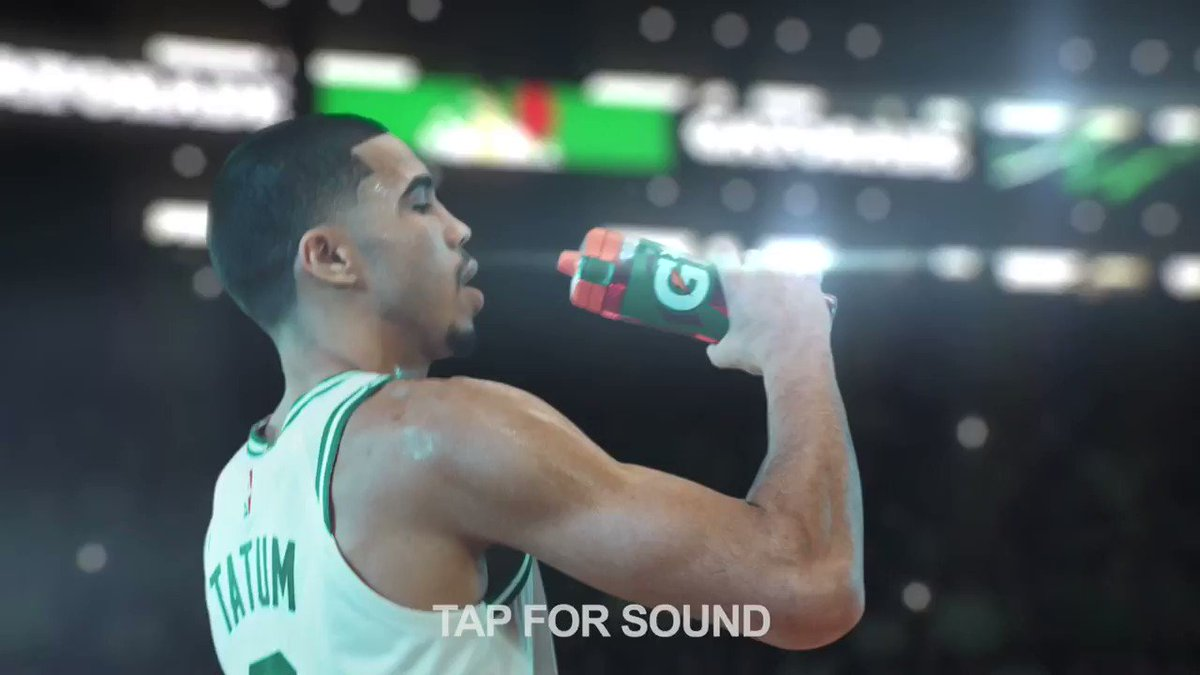 ⚽️ @Gatorade fuels my performance on the field, I fuel their innovation in the lab. 👇🏻 Check out their new ad with @serenawilliams, @jaytatum0, Lionel Sanders and me #GatoradePartner