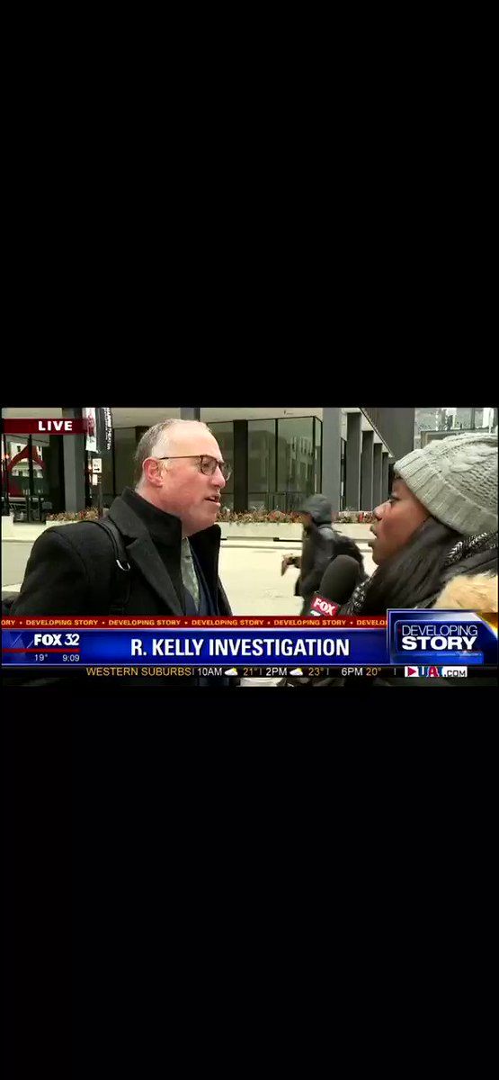 RKelly's attorney says his client is innocent, but I brought forth allegations that depict the singer in another light.  Here's our interview concerning @dreamhampton @lifetimetv docu-series, #SurvivingRKelly. Full @fox32news interview: https://www.facebook.com/450979651588907/posts/2133759763310879/…