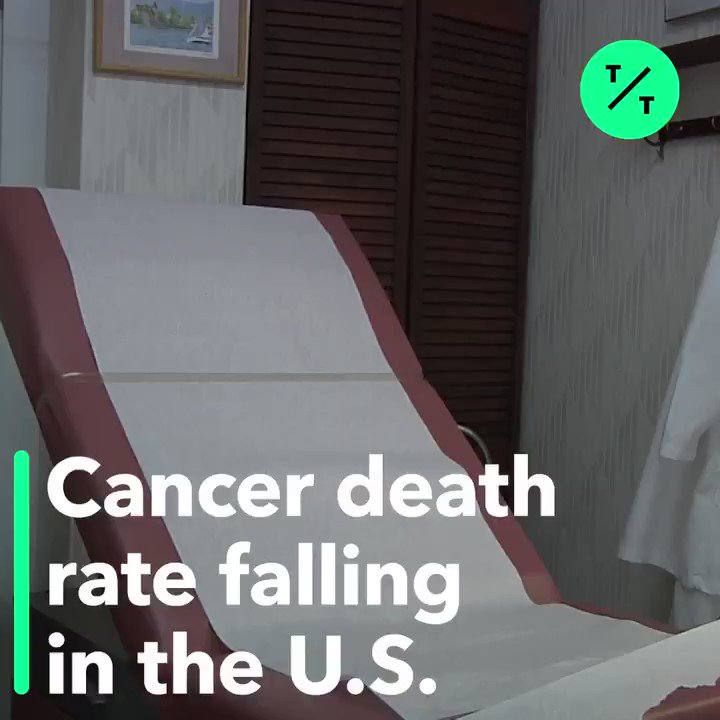 U.S. mortality rates from cancer have declined each year from 1991 through 2016, averting 2.6 million deaths.  But those gains have been reaped mostly by the wealthy