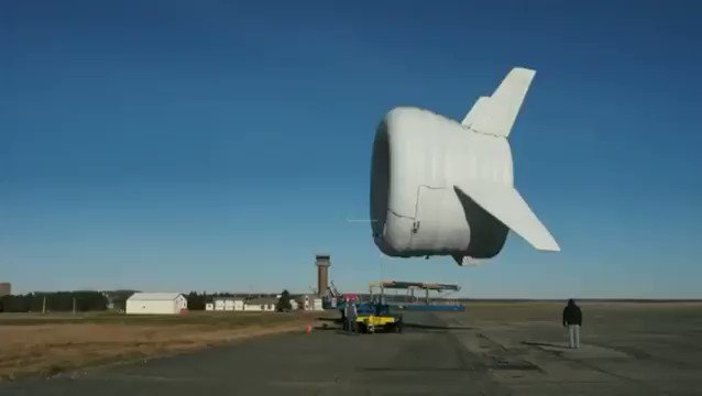 #Renewables: Will this flying inflatable wind turbine be used to power remote #microgrids in the future? #tech