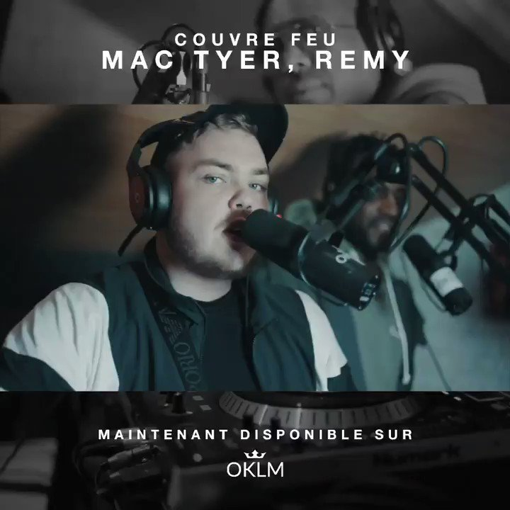 🚨🔥🚨🔥 @general_mactyer & @Cestremy ont livré une grosse prestation dans #CouvreFeu sur @oklmradio avec @DJLORDISSA @DjPhaxxOfficial et @MrJackyBrown MAINTENANT DISPONIBLE en vidéo ici ▶️  https://youtu.be/Vd46yiYxoQA