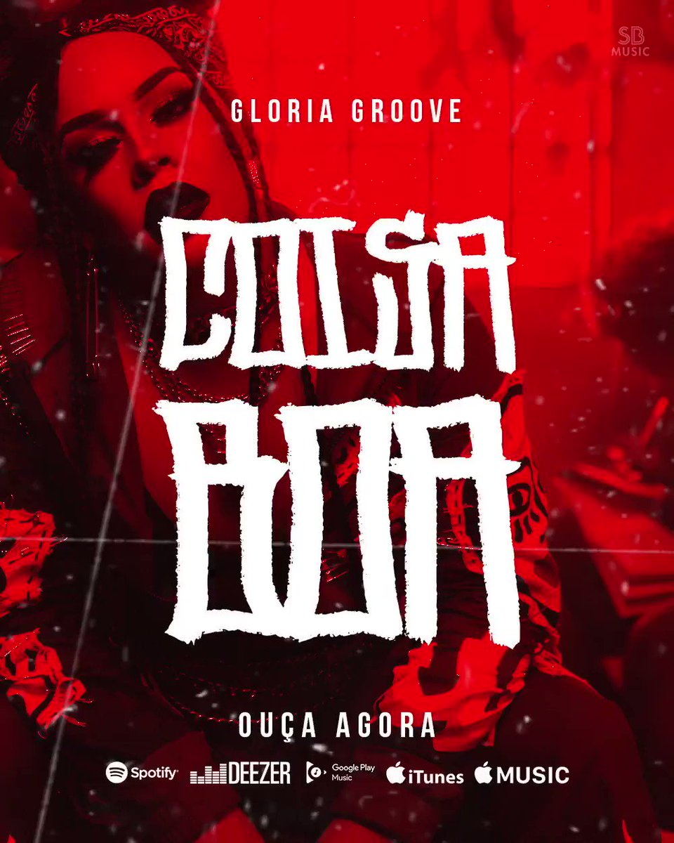 Gloria Groove's photo on #CoisaBoa