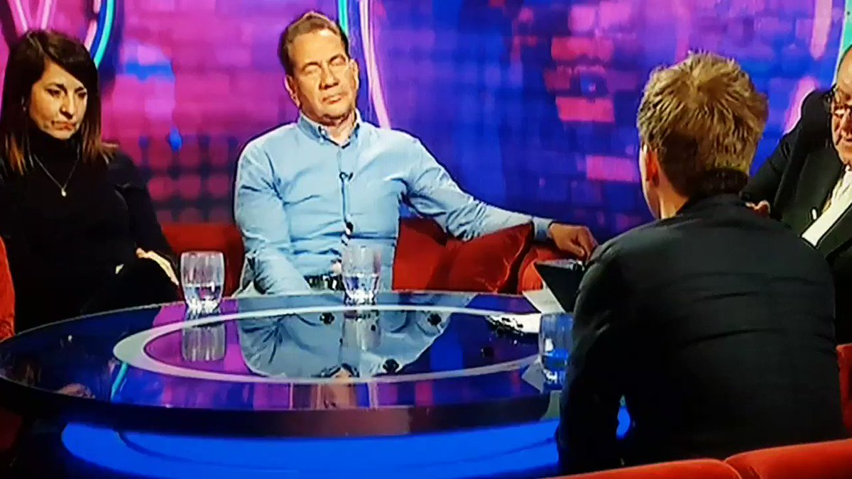 Will Black's photo on #bbctw