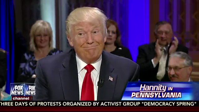 Remember when you were on Hannity during the campaign and said Mexico would write us a check?  Where it at tho?