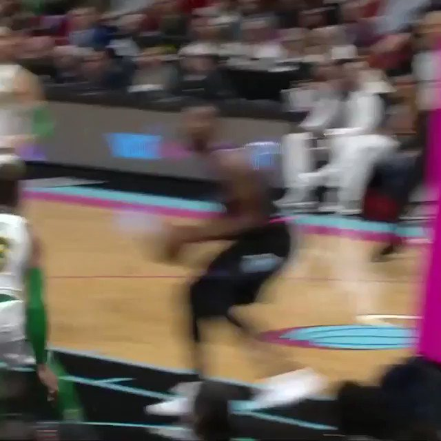 Marcus Smart defends the RIM! #CUsRise https://t.co/vR17XUauNy
