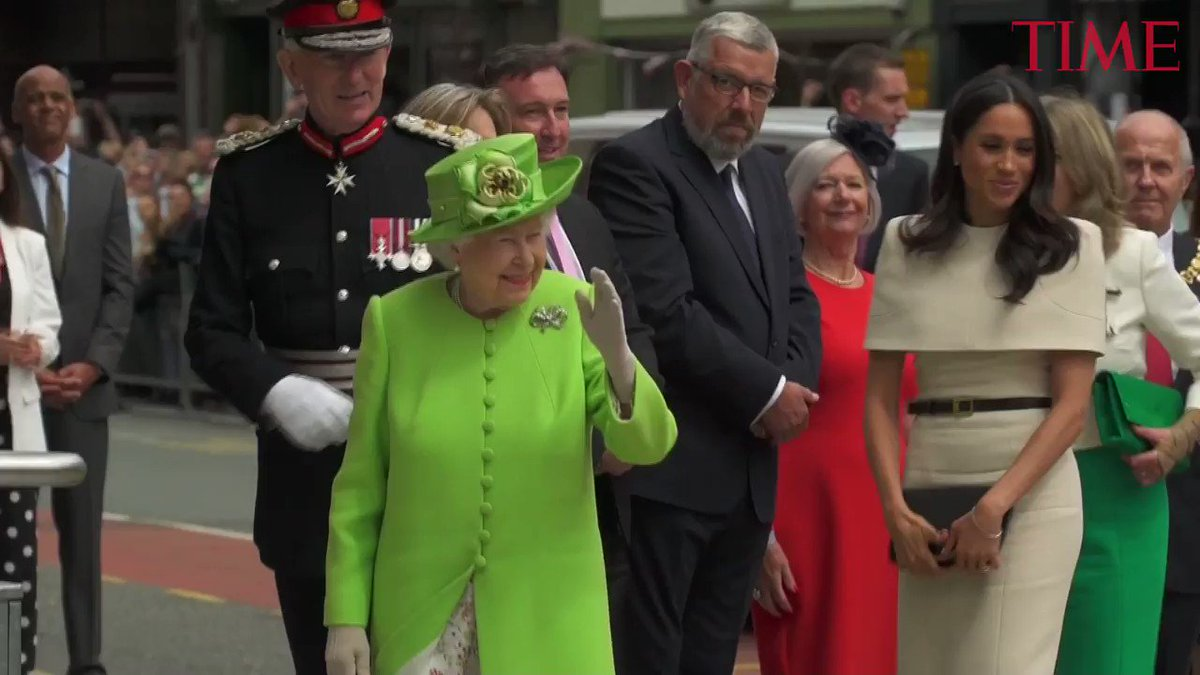 The Queen just handed over 2 royal duties to Meghan Markle. Here's what to know https://t.co/Gs5sSEr5Ae https://t.co/C6c4hnq0FW