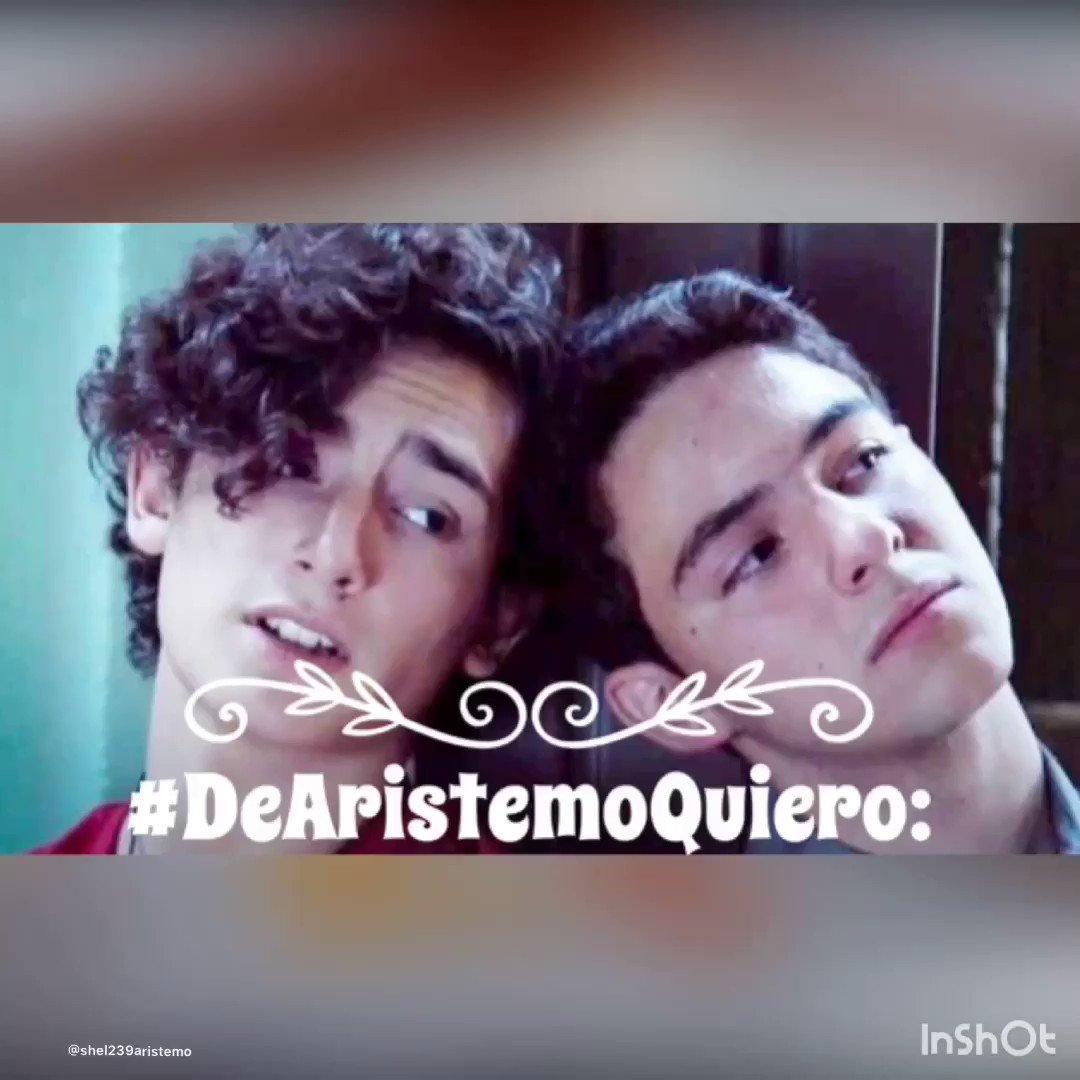 ARISTEMO IS MAGIC.🏳️🌈🎶🌟's photo on #Dearistemoquiero