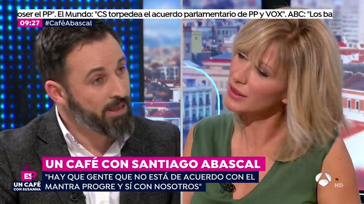 Espejo Público's photo on #caféabascal