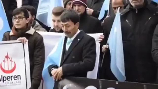 Said Ercan 🇹🇷's photo on #DoğuTürkistanİçinUyuma