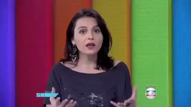 OTA📡's photo on Mônica Iozzi