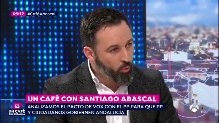 VOX 🇪🇸's photo on #caféabascal
