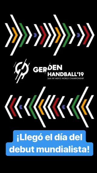 DEPORTV's photo on #MundialDeHandball