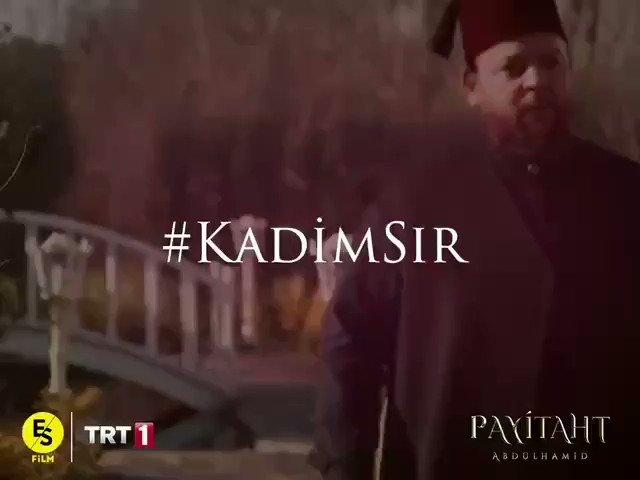 TRT1's photo on #KadimSır