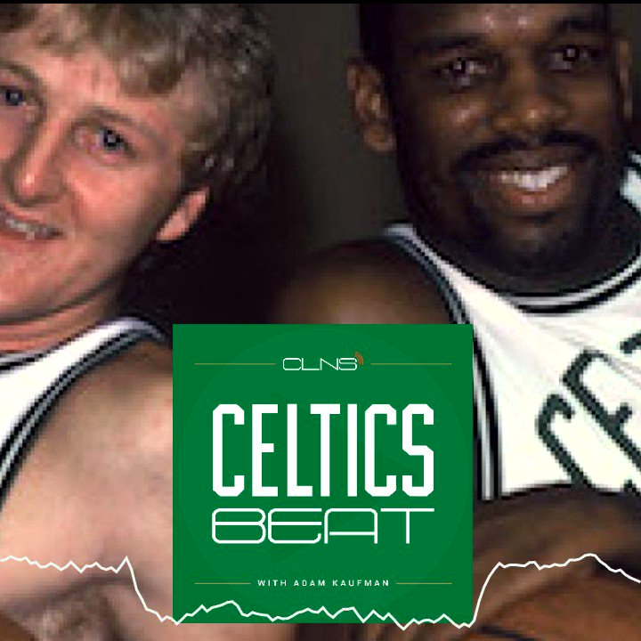 🍻 DRINKING CONTEST 🍻  Listen to Cedric Maxwell tell @AdamMKaufman on the #CelticsBeat Podcast about the time he tried to outdrink Larry Bird. @CLNSMedia   SPOILER ALERT: It did not end well for Max.   🎧 LISTEN: http://bit.ly/2Fg01My     SUBSCRIBE: https://apple.co/2RBqU45