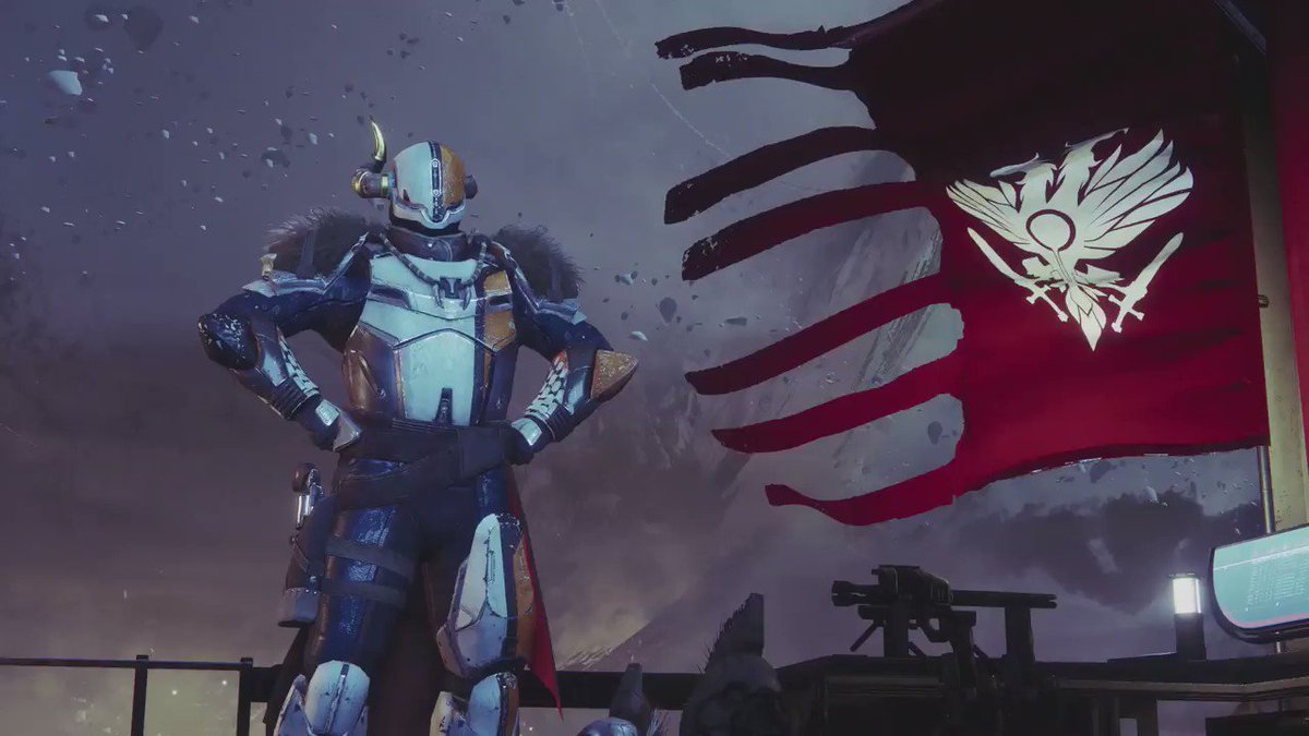 Image for the Tweet beginning: Fight forever, Guardian!  Show your Destiny