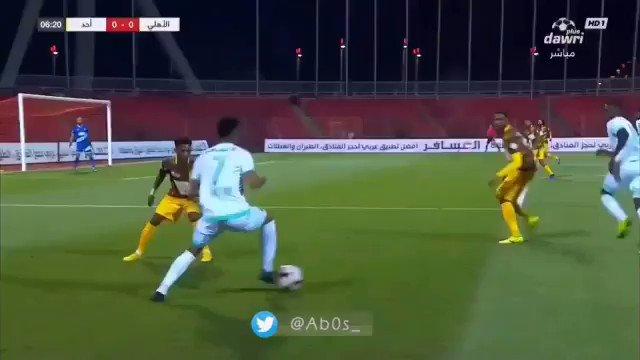 RT @Slloom1937: أهلينا عال العال خماسية ولا أروع مباراة الهداف⚽ جانيني👌💚 #الاهلي_احد https://t.co/JtH0aCYGTQ