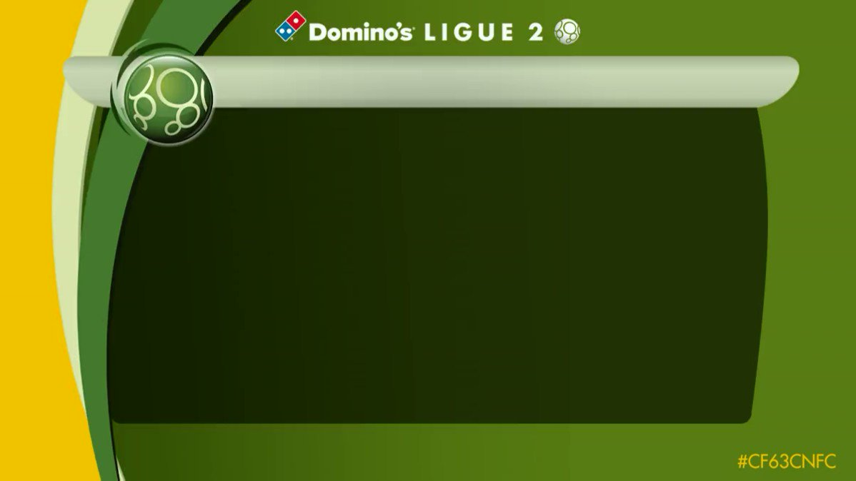 Domino's Ligue 2's photo on #CF63CNFC