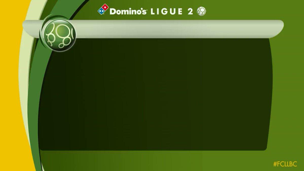 Domino's Ligue 2's photo on #fcllbc