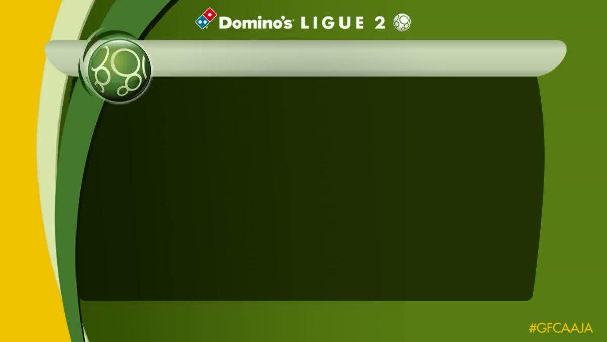Domino's Ligue 2's photo on #GFCAAJA