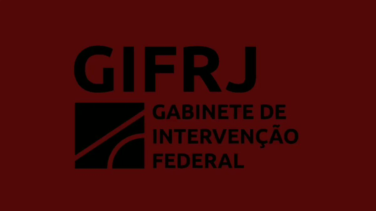 Intervenção Federal RJ's photo on Mais de 1,4