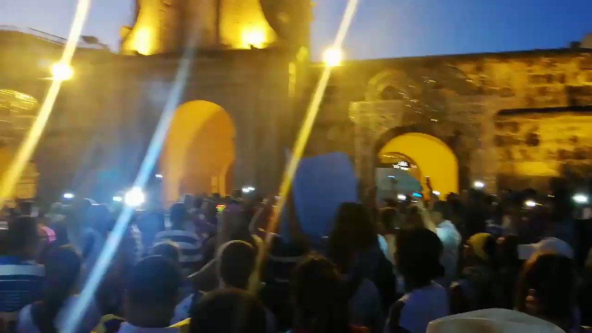 Juan Alies 2's photo on #RenuncieFiscal