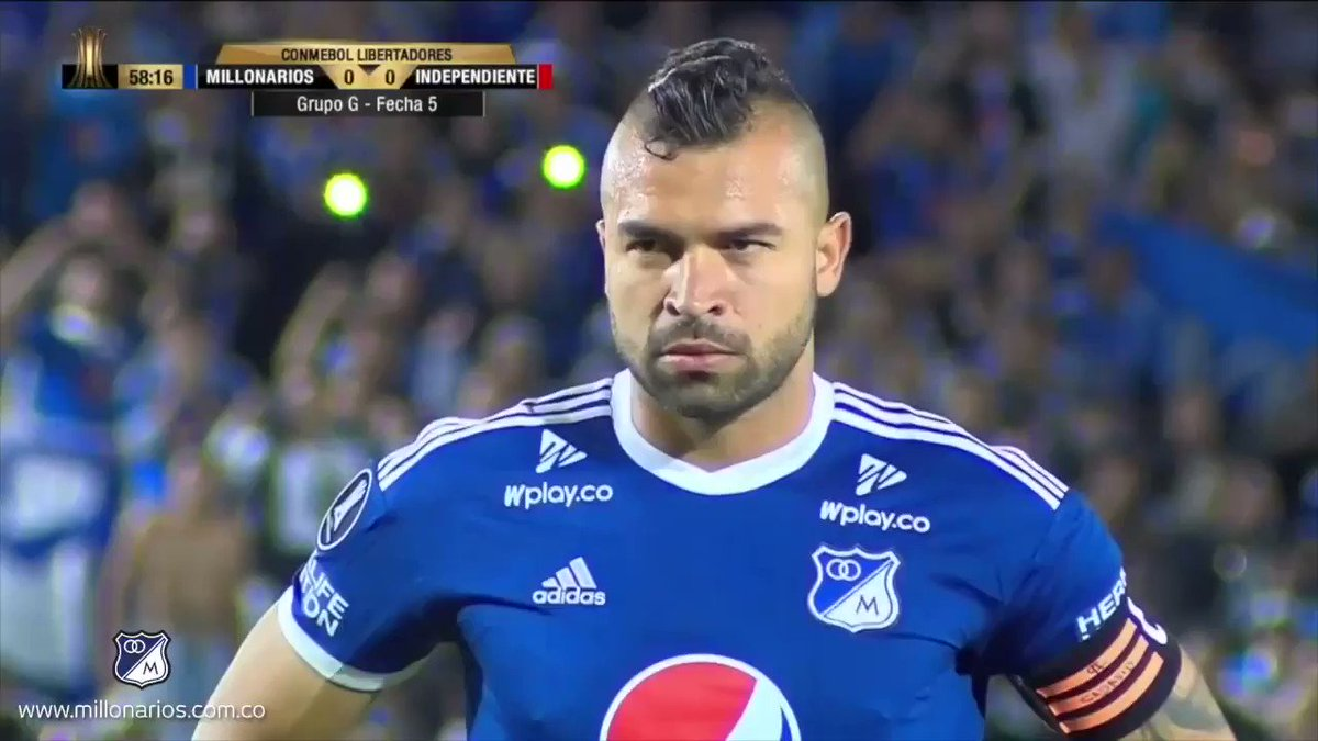 Millonarios FC's photo on Campeón