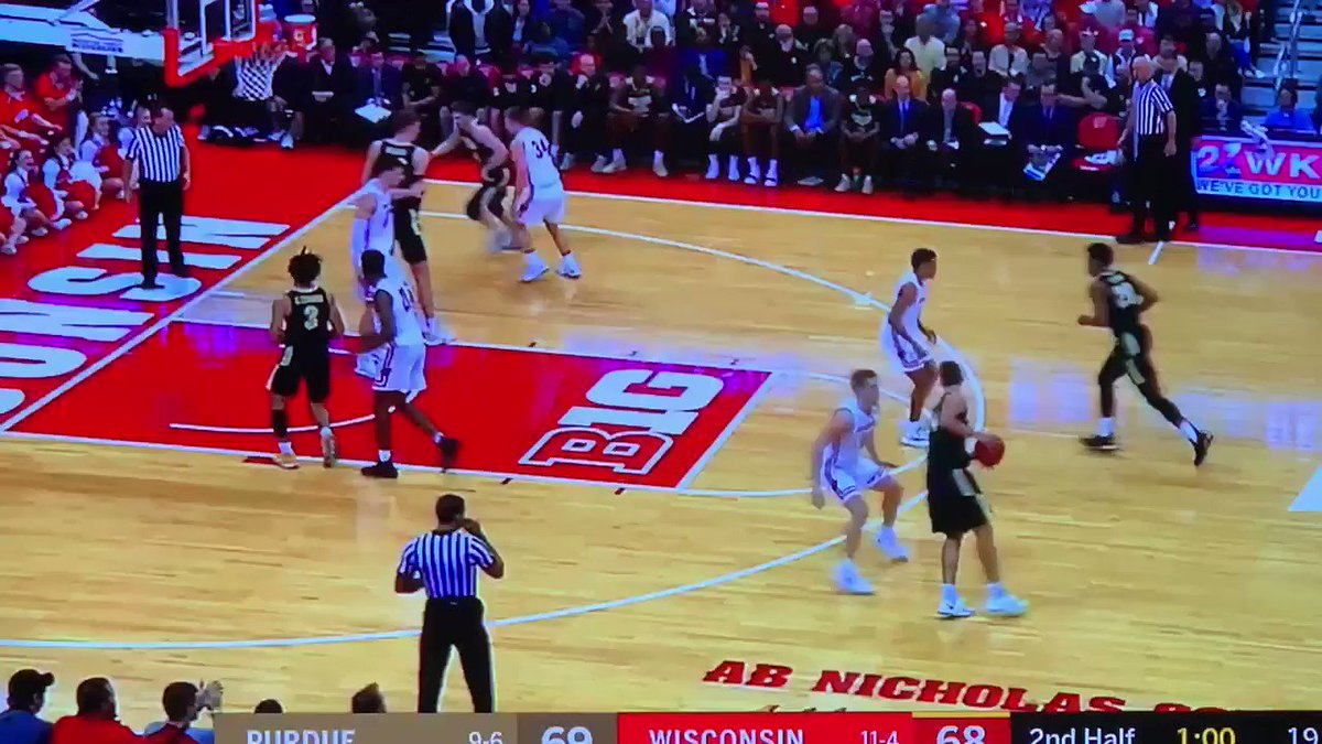 Deep Dish Sports Boilers's photo on Carsen Edwards
