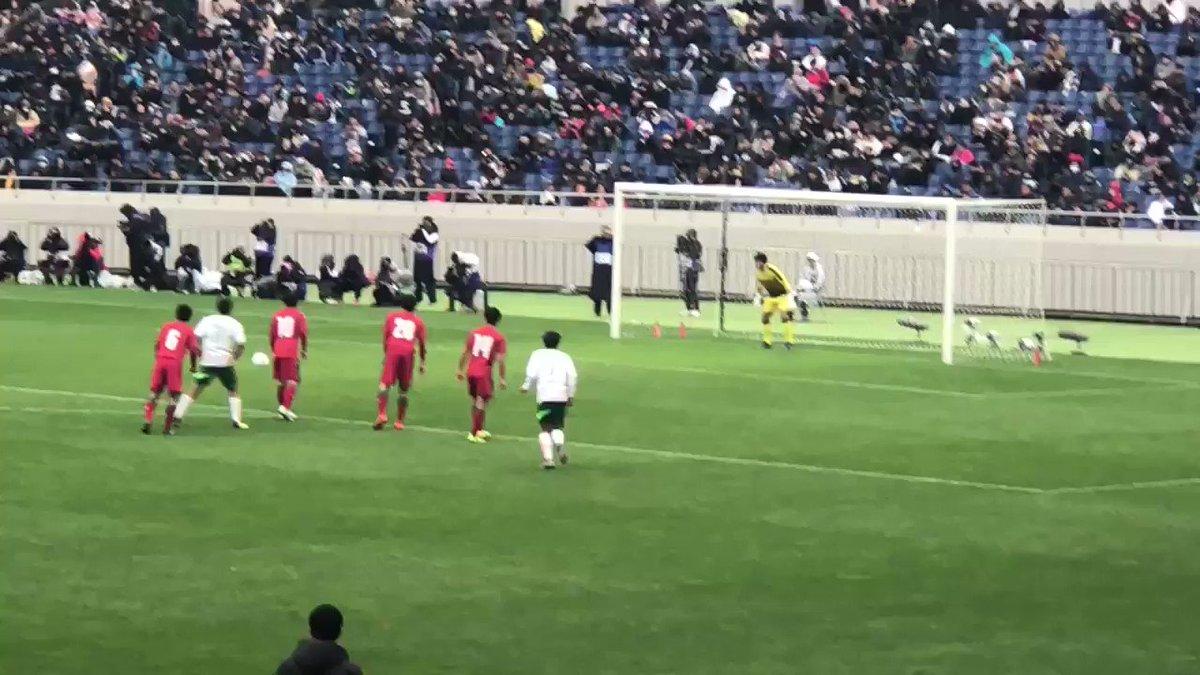 サカスタU-18's photo on 尚志vs青森山田