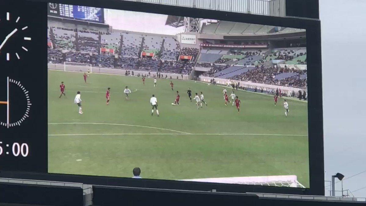 Player!サッカー⚽️高校サッカー選手権速報's photo on ハットトリック