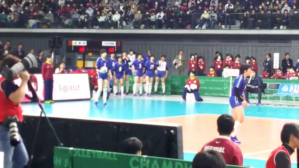 ファイ太(バレーボール垢)'s photo on 準決勝