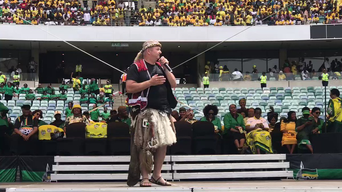 Lesedi Chweneemang's photo on #ANC107