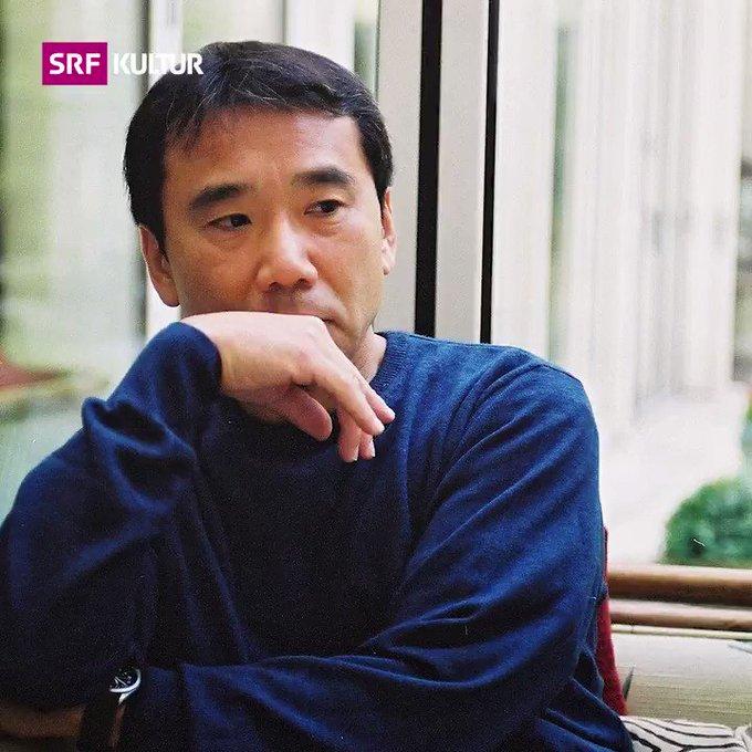«Katzen. Bücher. Und Musik.» Haruki wird heute 70. Happy Birthday!